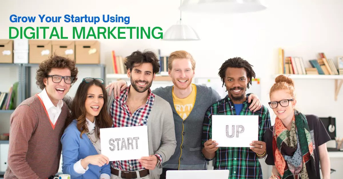 Grow your startup
